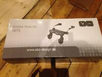 NEW - Kiddie ride-on buggy board by ABC Design/OBaby