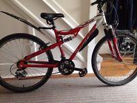 """Apollo F26 Ladies 18"""" Mountain bike"""