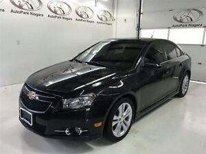 2014 Chevrolet Cruze 2LT / LEATHER / SUNROOF /BACK UP CAMERA