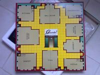 Vintage Cluedo board game