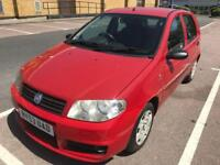 2004 Fiat PUNTO Perfect 5 Door NEW SHAPE. LONG MOT. ONE OWNER FROM NEW WARRANTY