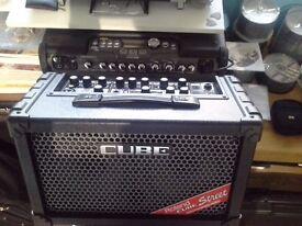 Cube street amp