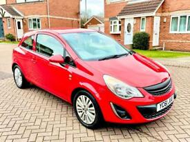 image for Vauxhall Corsa 1.2 full history long mot timing changednot clio or fiesta or fiat500