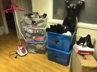 Clothing boutique stock joblot clearance