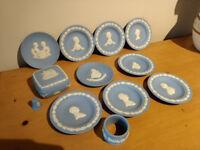 Wedgwood Royal Memorabilia and Pope + Pot and Thimble