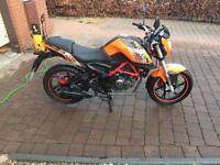 2015(65) KSR Moto GRS125