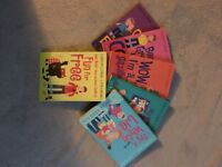 """Indie Kidd Series"" by Karen McCombie - Books 2, 3, 5, 6, 8 and 1 Extra."