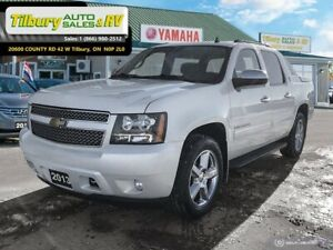 2013 Chevrolet Avalanche LTZ. *LEATHER. HEATED/COOLED SEATS. DVD