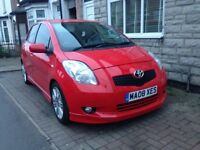 TOYOTA YARIS SR 1.3 Motorsport Edition 2008