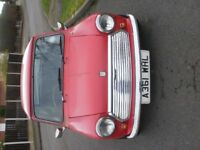MINI MAYFAIR IN GOOD CONDITION WITH MOT