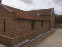 Two experienced Bricklayers require work (CSCS cards)