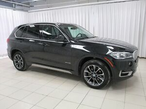 2018 BMW X5 35i x-DRIVE w/ HEAD UP DISPLAY, NAV, HEATED FRONT/