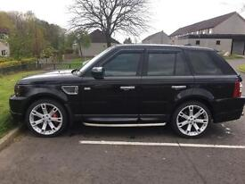 Range Rover 3.6l V8 diesel