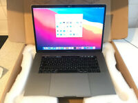 Apple Macbook Pro 15 / 3.1 GHz QuadCore i7 16gb + original box