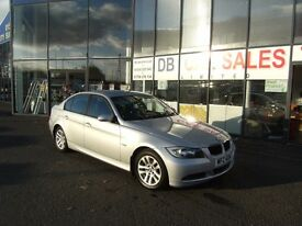 2005 05 BMW 3 SERIES 2.0 320I SE 4D 148 BHP***GUARANTEED FINANCE***PART EX WELCOME***