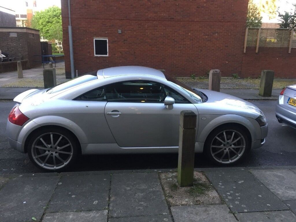 audi tt 2001 180bhp drives an starts has hole in exhaust. Black Bedroom Furniture Sets. Home Design Ideas