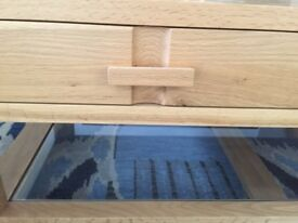 John Lewis Coffee Table, oak , v.g.condition