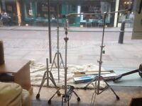 Drum kit stands