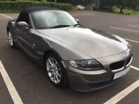 BMW Z4 2.0 Exclusive Edition Convertible - IMMACULATE CONDITION - LONG MOT - SERVICE HISTOY-EXTRAS