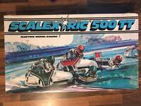 Classic Scalextric set and extras !