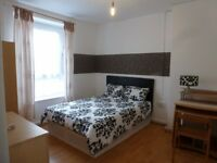 Large Double Room / Westferry Area, Minutes From DLR / All Bills Included / Available NOW !!!