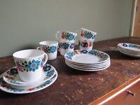 Elizabethan 'Portobello' Tea set