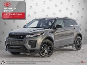 2017 Land Rover Range Rover Evoque HSE DYNAMIC HSE DYNAMIC WI...