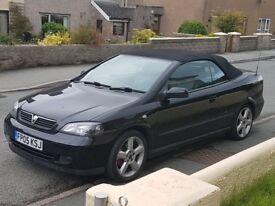 Vauxhall Astra Bertone for swap/sale