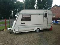 2 berth lightweight caravan for sale