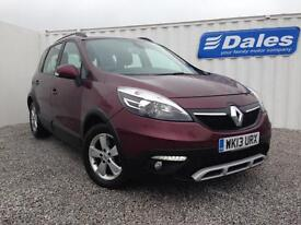 Renault Scenic Xmod X-Mod Dynamique 1.5 dCi 110 Diesel (red) 2013