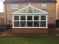REDUCED-BARGAIN PRICE-Ultraframe Quality Conservatory 4m x 4m