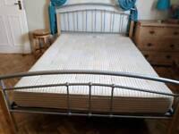 Bed frame £40 (no mattress)