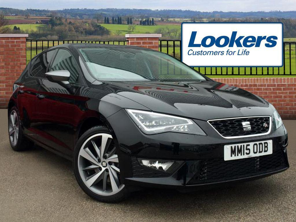 seat leon 2 0 tdi 184 fr 5dr technology pack dsg 2015 in salford manchester gumtree. Black Bedroom Furniture Sets. Home Design Ideas