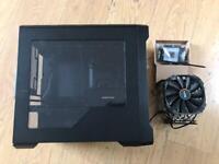 Phantek Mini Itx Case and CPU Cooler and Psu 600w