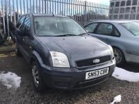 Ford Fusion 1.6 only done 56K miles no mot spares repairs still drives