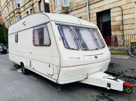 4 berth Eccles Sapphire caravan