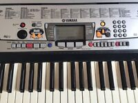 The Yamaha GX76 is portable piano, a recording device and a DJ rig all in one!
