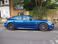 Porsche Panamera 3.6 v6 PDK. Lovely Condition & Low Miles! Private Plate Included.