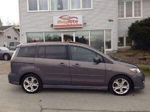 2008 Mazda MAZDA5 GS Loaded incl. power S-roof and DVD