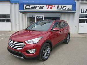 2016 Hyundai Santa Fe XL ADVENTURE LIMITED (NO PST) ONLY 8K!