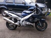 YZF600 SPARES OR REPAIRS