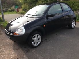 SOLD Ford ka 1.3 2000 with 39k miles
