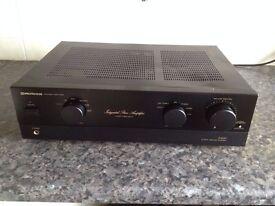 **LOOK** Pioneer A-400x integrated Amp / FREE Acoustic AV-20 Bookshelf speakers **LOOK**
