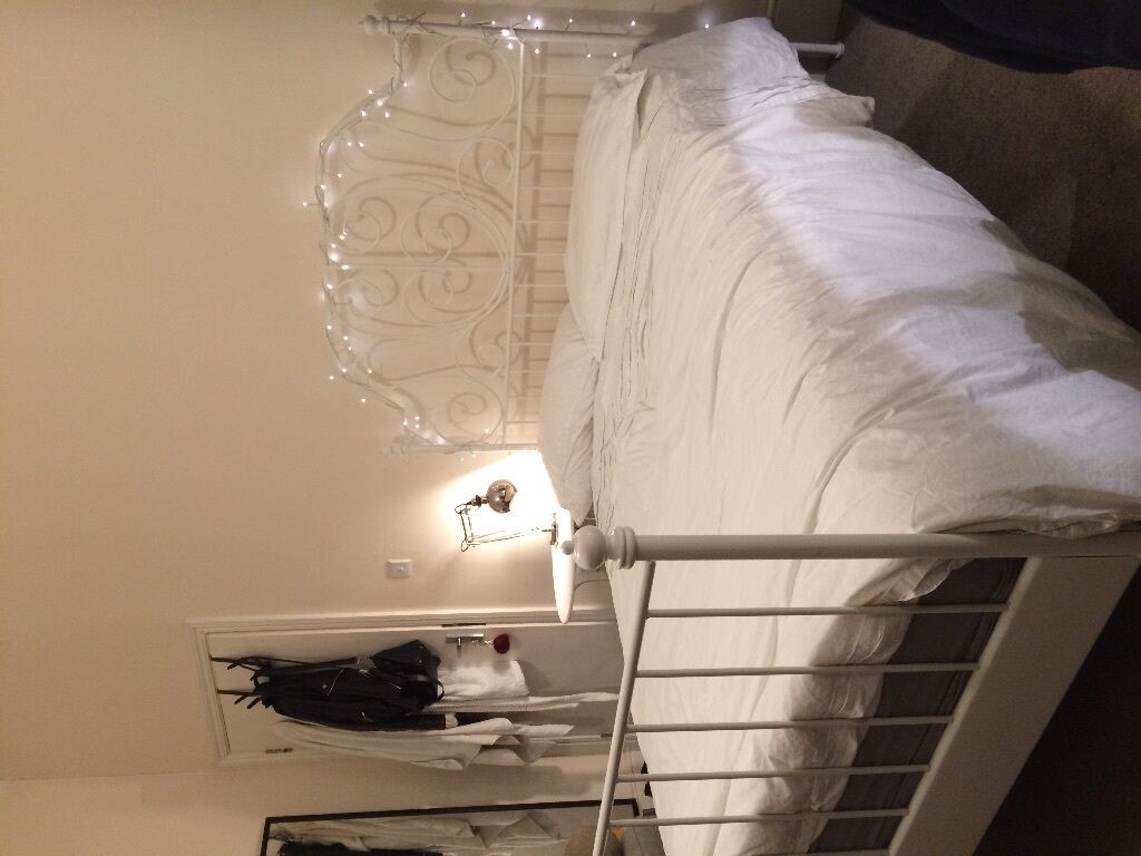 cheap quick sale leirvik bed frame ikea and mattress - Ikea Leirvik Bed Frame