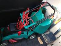 Bosch 40-17 Ergo electric lawnmower