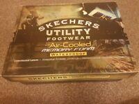 SKECHERS 'VERDICT' BOOTS, SIZE UK13