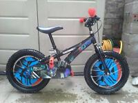 childrens transformers bike ages 4 to 6