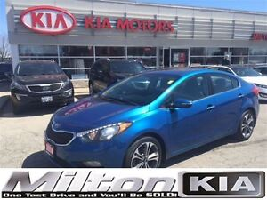 2014 Kia Forte 2.0L EX W / POWER ROOF