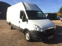 IVECO 35S12 2013 LWB HIGH TOP H3 NEW FACE LIFT VAN NEW MOT CHEAPEST 2013 NO NET REDUCED TO CLEAR