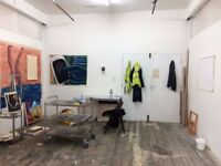 Artist studio space in shared studio near South Bermondsey/Queen's rd Peckham, FINE ARTISTS ONLY